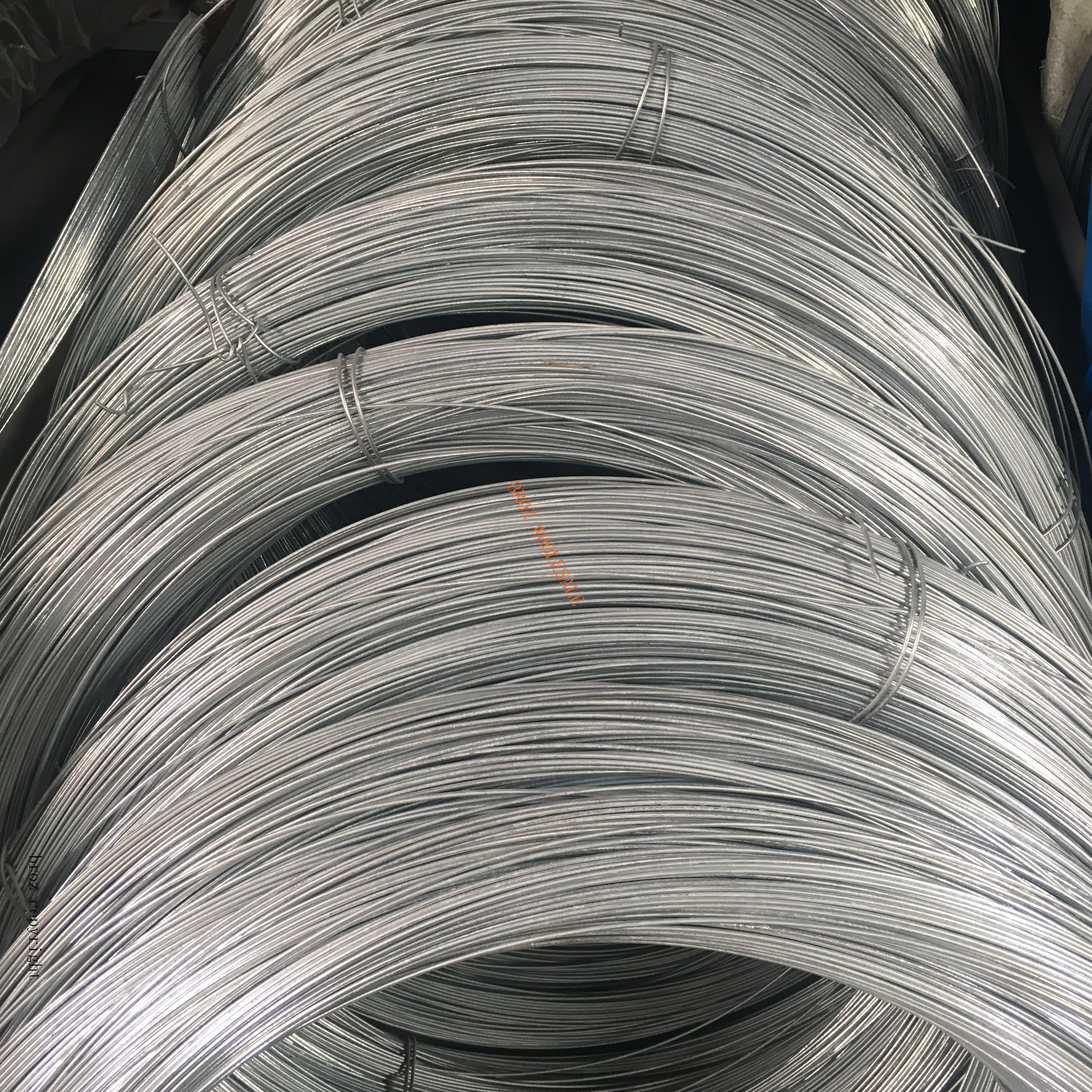 High Tensile Plain Wire Broz Wholesale